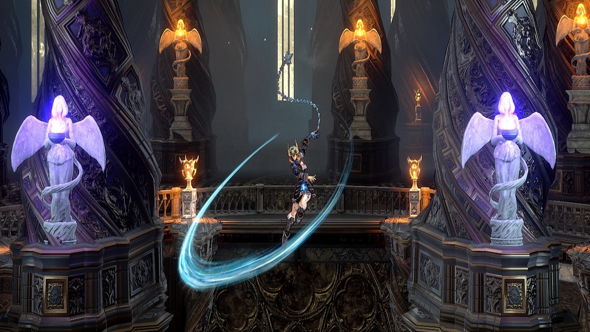 Bloodstained Ritual of the Night PC Fatal Error, Flickering