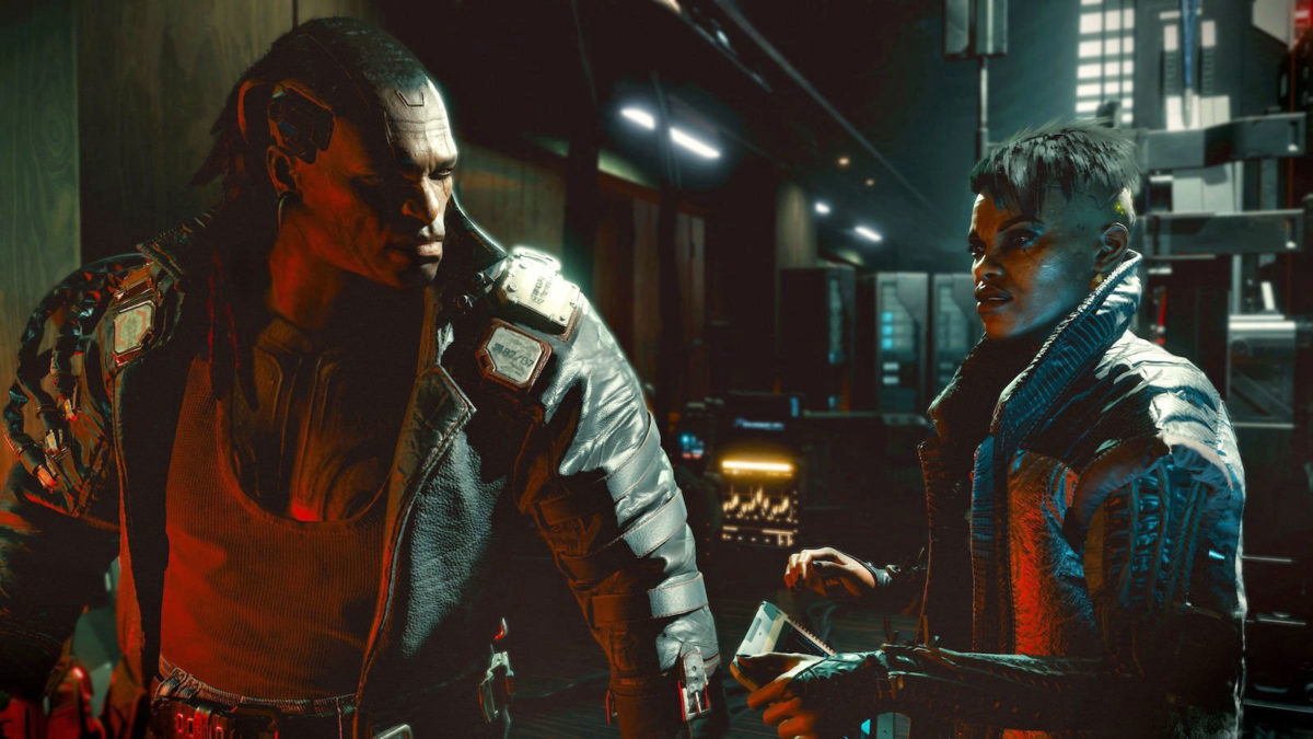 Cyberpunk 2077 multiple starting points