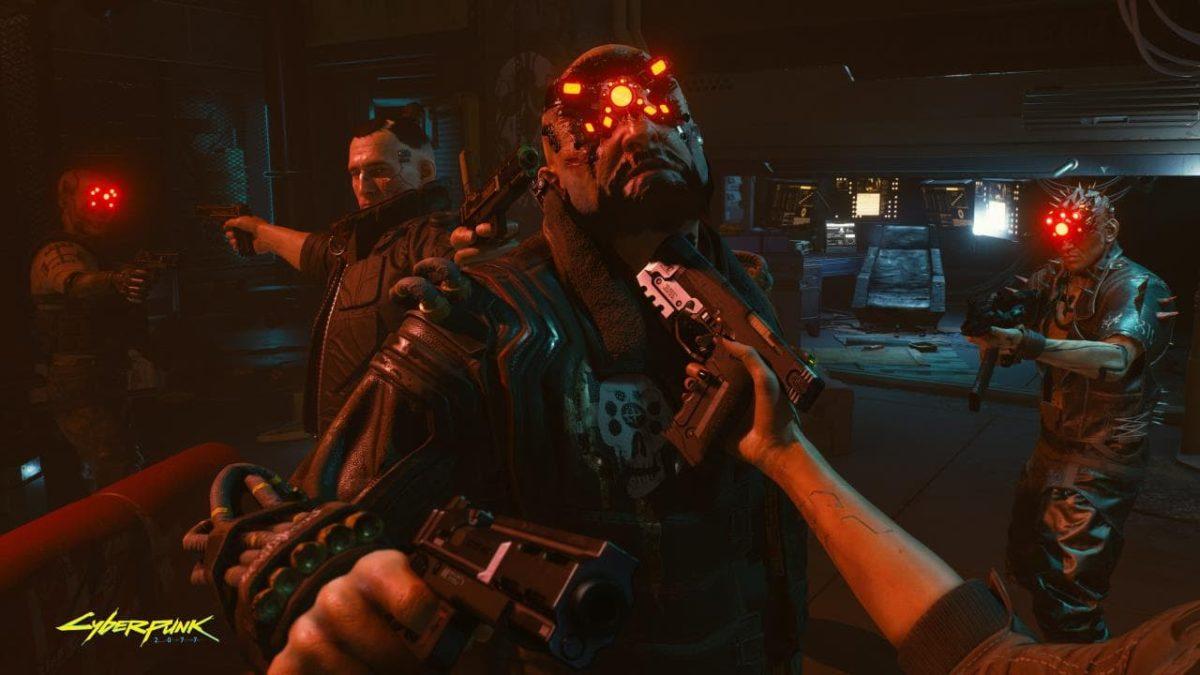 Cyberpunk 2077 publisher