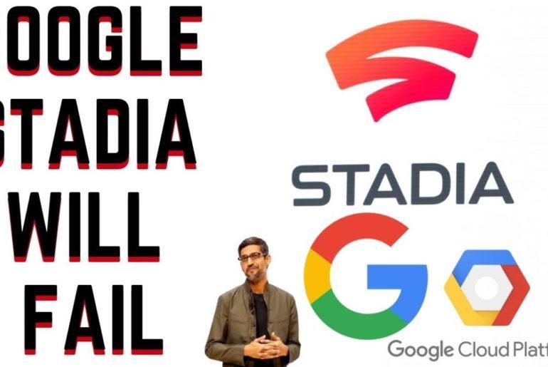 Google Stadia fail