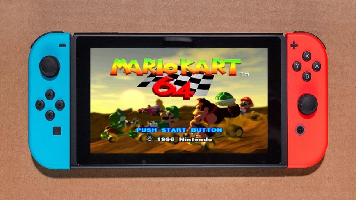 Nintendo Switch Online NES games, Nintendo Switch update