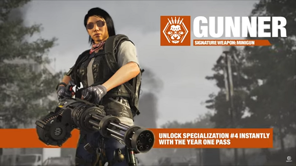 The Division 2 Shock Roach Field Research Guide