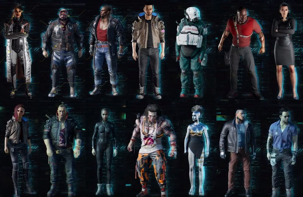 Cyberpunk 2077 E3 2019 Demo