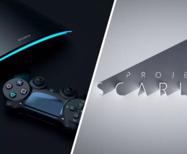 Xbox Scarlett PS5