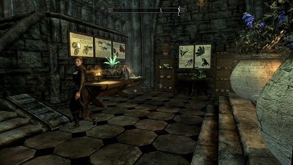 The Elder Scrolls V: Skyrim Alchemy Potions Recipes Guide