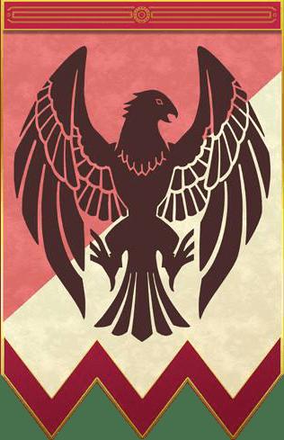 Fire Emblem: Three Houses Black Eagles House