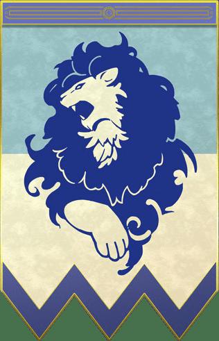Fire Emblem: Three Houses Blue Lions House