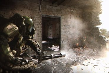 Call of Duty Modern Warfare factions