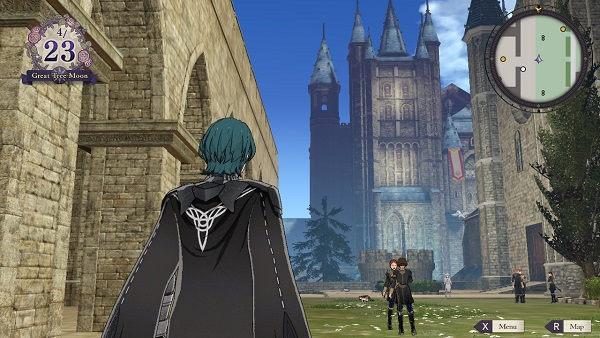 Fire Emblem: Three Houses Garreg Mach Monastery