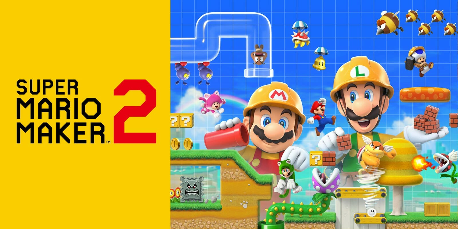 Kotaku Super Mario Maker 2