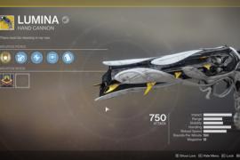 Destiny 2 Lumina Quest Guide