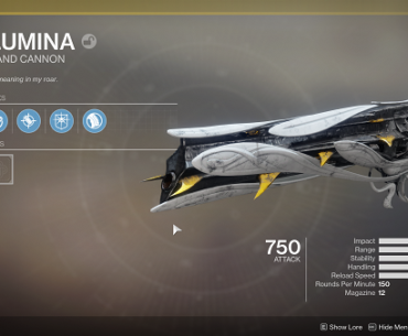 Destiny 2 Lumina Quest Guide