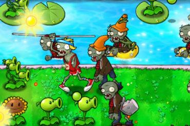 Plants vs Zombies Shooter