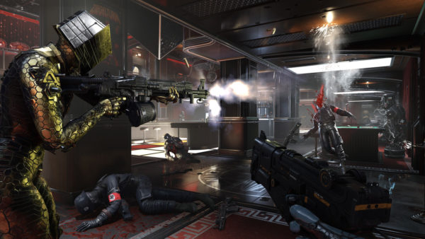 Wolfenstein Youngblood Bosses guide