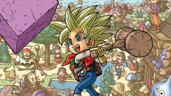 Dragon Quest Builders 2 Material Locations