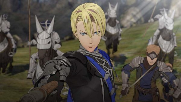 Fire Emblem: Three Houses Class