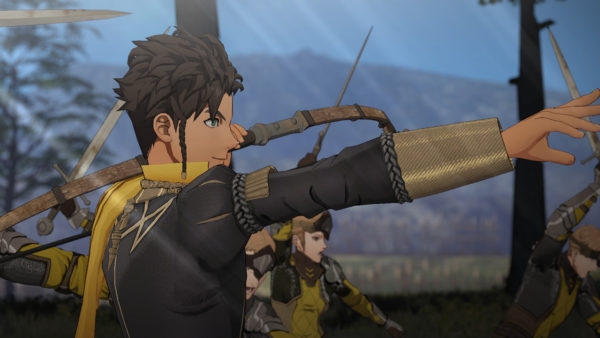 Fire Emblem Three Houses Free Days Activities