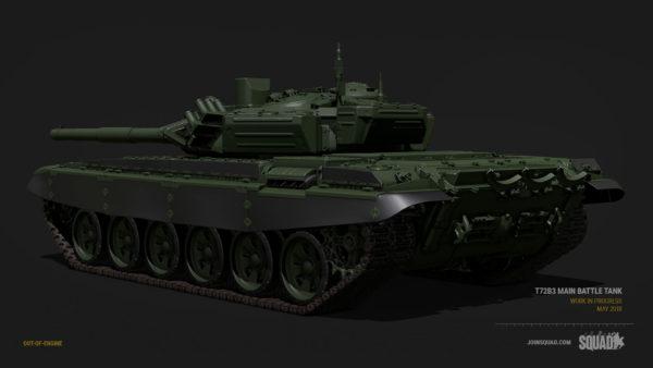 Squad Tanks