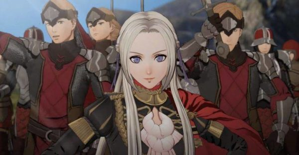 Fire Emblem: Three Houses Black Eagles House