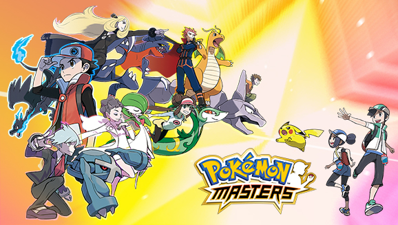 Pokemon Masters Passive Abilities and Sync Pairs Guide