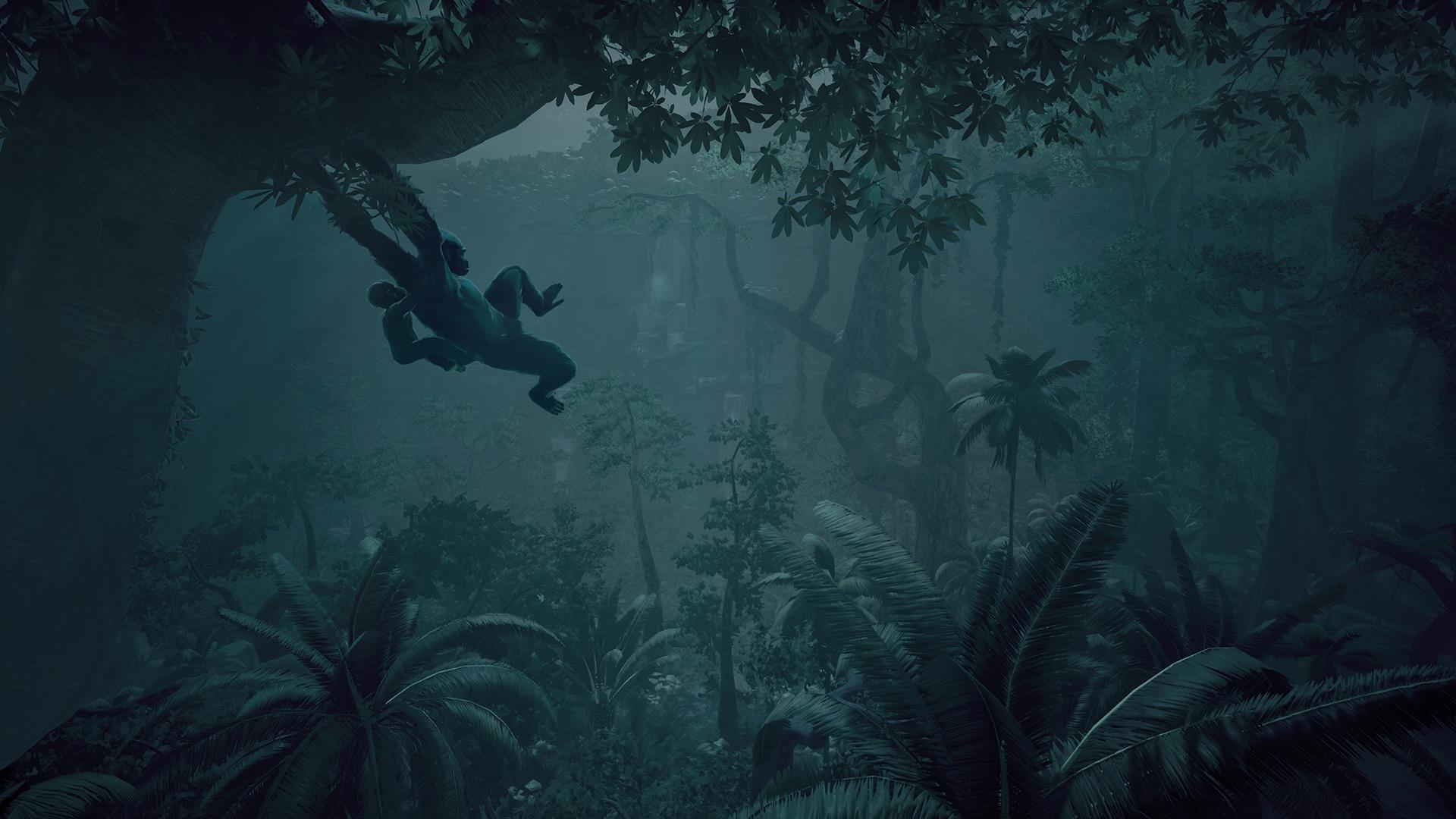 Ancestors: The Humankind Odyssey Snake Bite