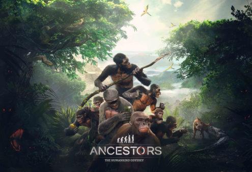 Ancestors: The Humankind Odyssey Bleeding