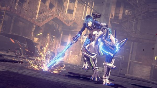 Astral Chain Leveling