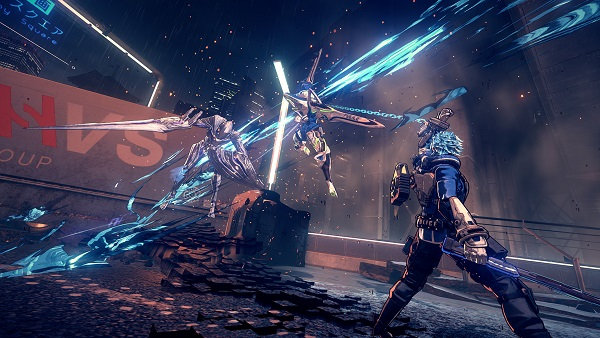 Astral Chain how to change legions