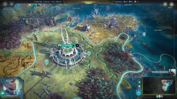 Age of Wonders: Planetfall Global Resources Guide