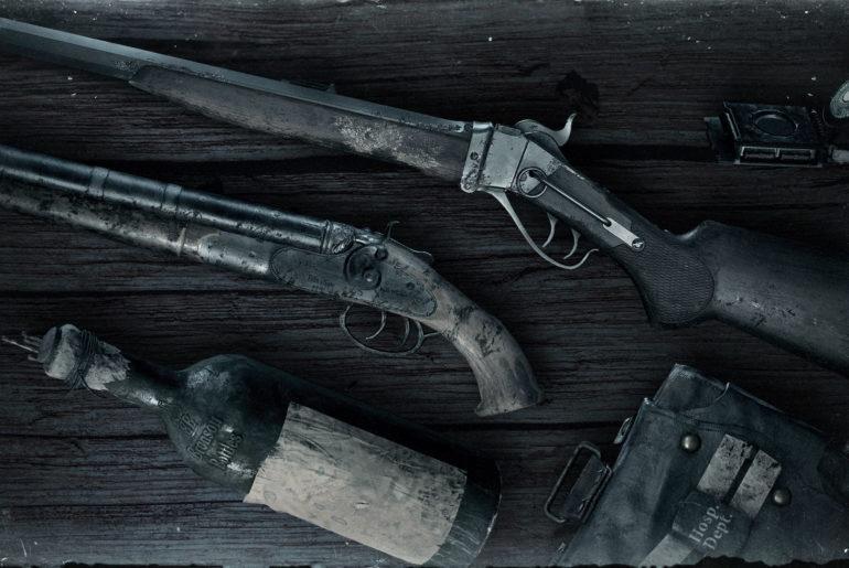 Hunt: Showdown Weapons