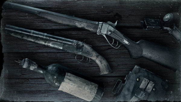 Hunt: Showdown Weapons