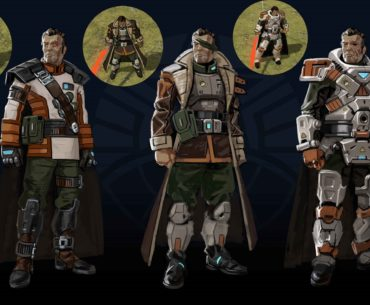 Age of Wonders: Planetfall Commander Customization
