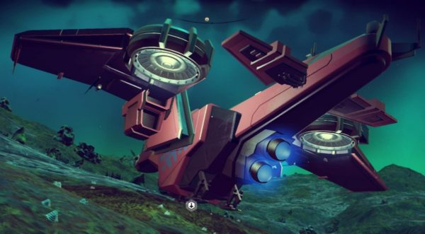 No man's Sky Ships Guide