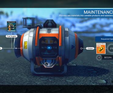 No Man's Sky Refiner guide