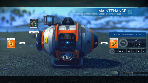 No Man's Sky Refiner guide