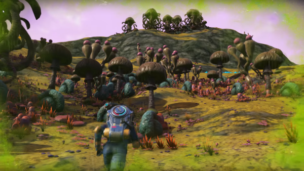No Man's Sky milk creatures