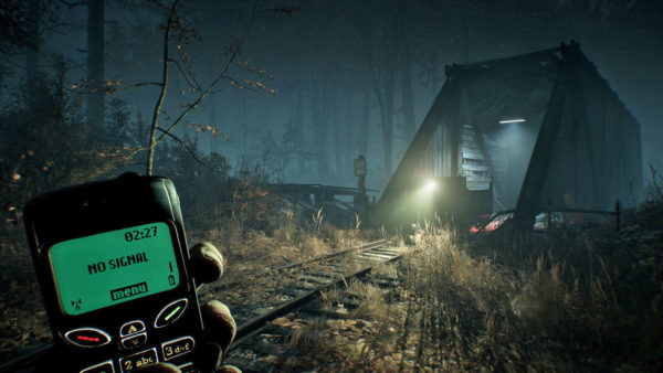 Blair Witch Cell Phone Contacts Guide