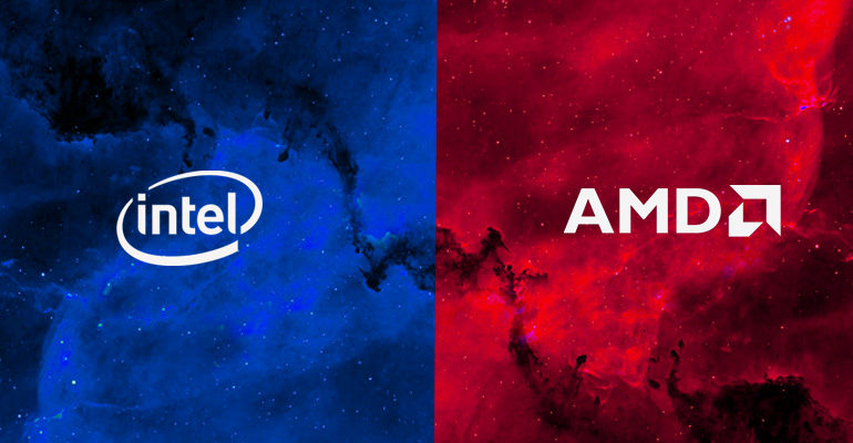 Intel AMD boost clocks
