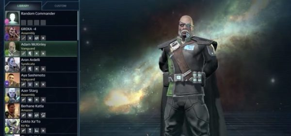 Age of Wonders: Planetfall Army Commanders