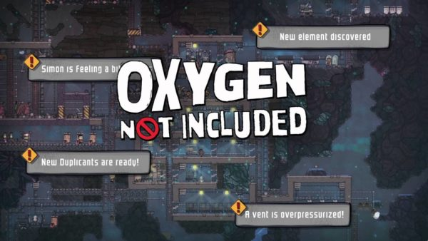 Oxygen Not Included Beginner's Guide