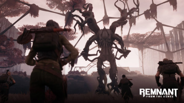 Remnant: From the Ashes Iron