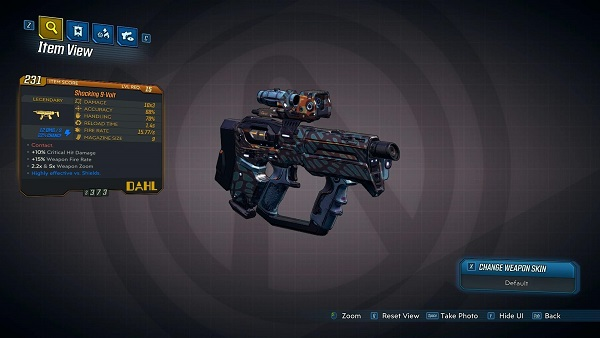 Borderlands 3 Legendary Weapons Guide
