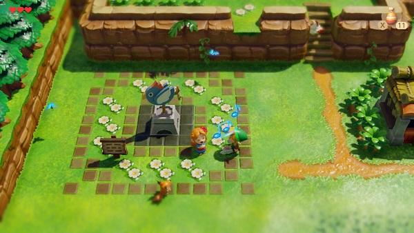 Zelda: Link's Awakening Ocarina Songs Guide