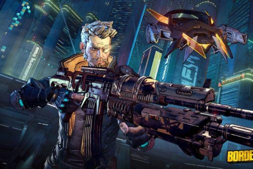 Borderlands 3 Weapon Slots