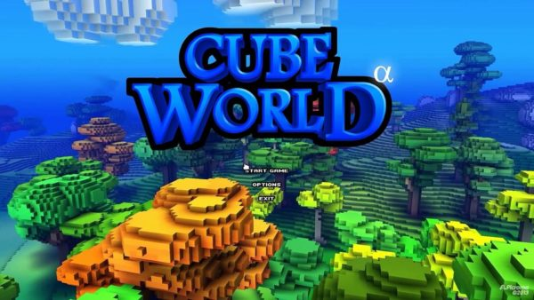 Cube World Beginners Guide