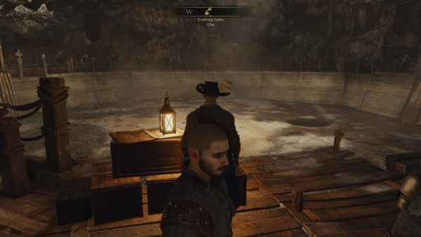 GreedFall Coin Arena