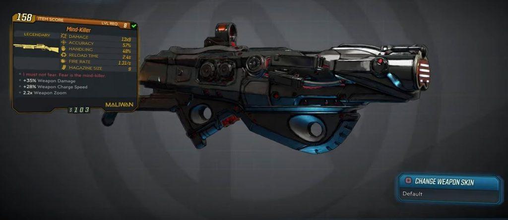 Borderlands 3 Legendary Weapons Farming