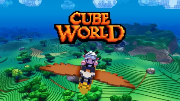 Cube World Crafting Guide