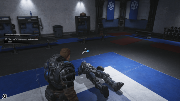 Gears 5 Collectibles