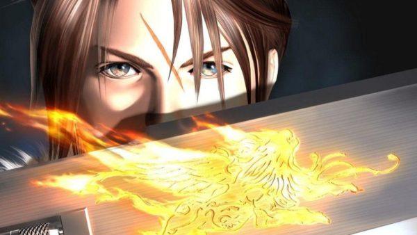 Final Fantasy 8 Remastered Triple Triad Card